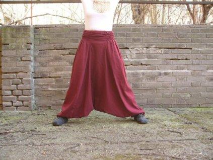 Kalhoty bavlněné