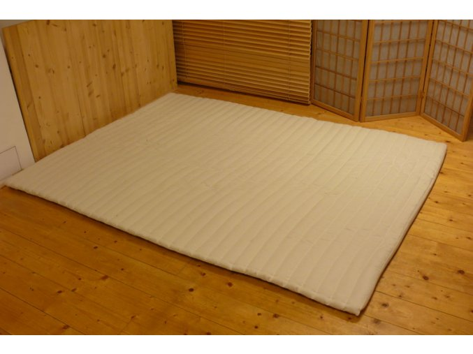 Pohankový futon 2 m