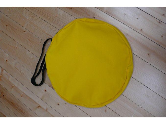 Obal na nošení bubnu žlutý