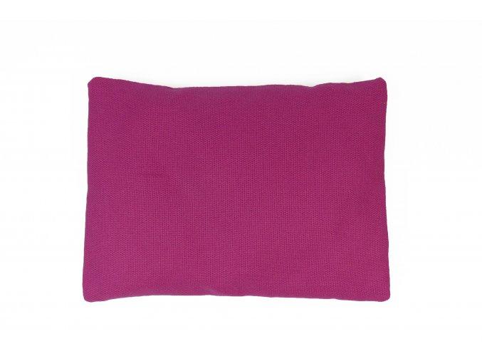 Pohankový polštář růžový
