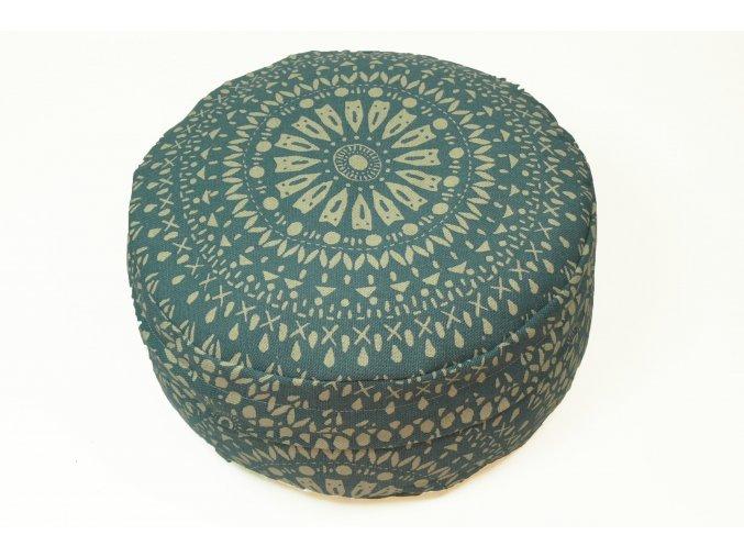 Meditační polstář vintage mandala