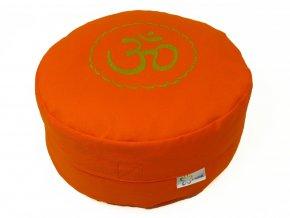 Pohankový podsedák óm oranžový
