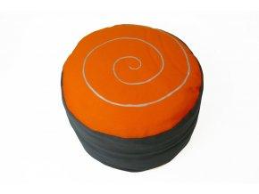 Pohankovy podsedak spirala oranzovy