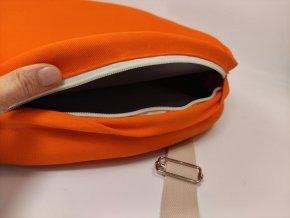 Obal na samansky buben oranzovy