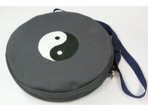 Obal na šamanský buben jin jang