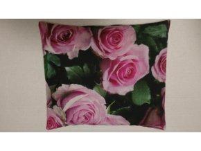 Pohankový polštář růže