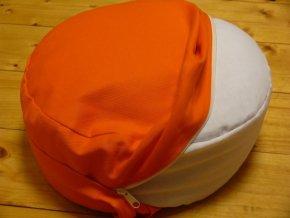 Povlak na meditační sedák: průměr 30 - 50 cm x výška 12 - 35 cm