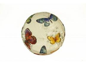 Meditační sedák motýli