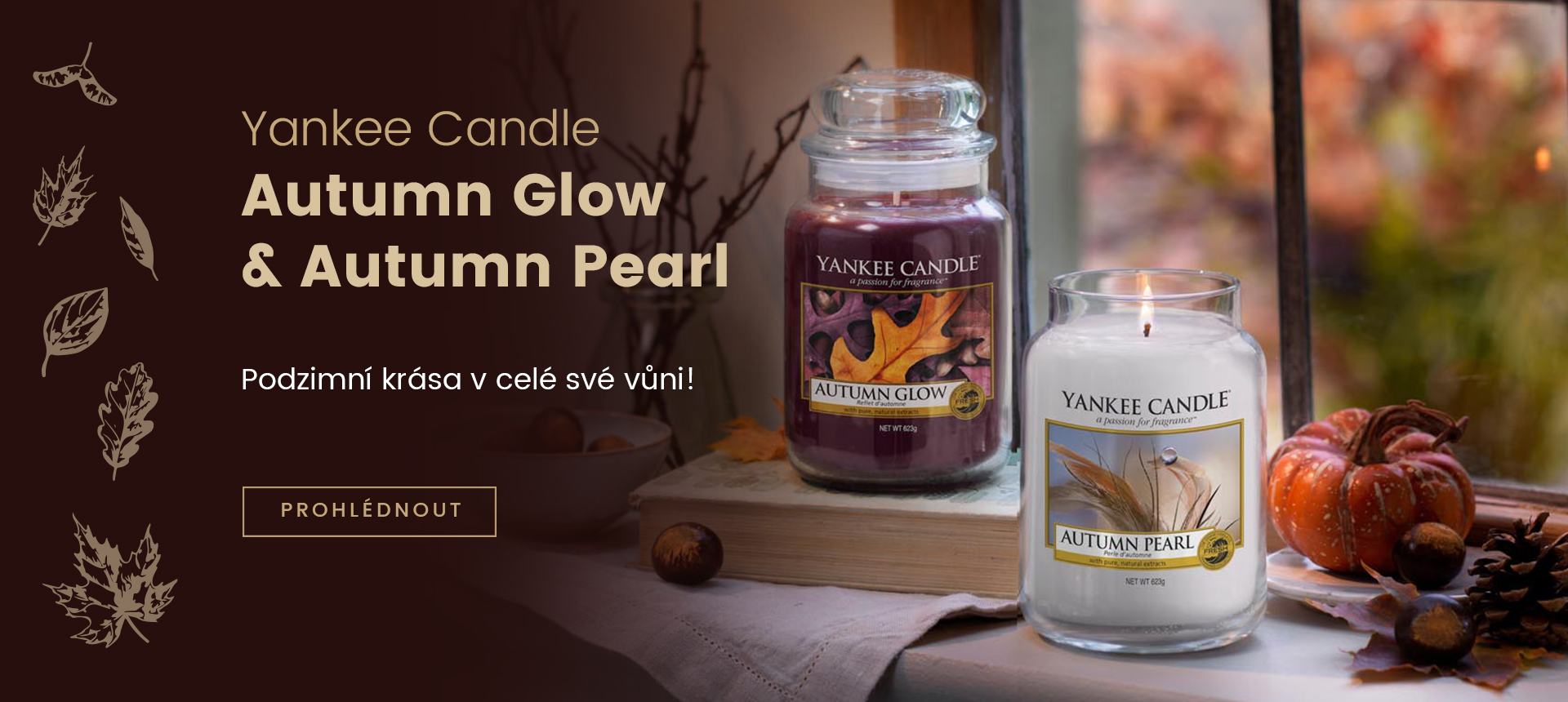 Yankee Candle Autumn Glow