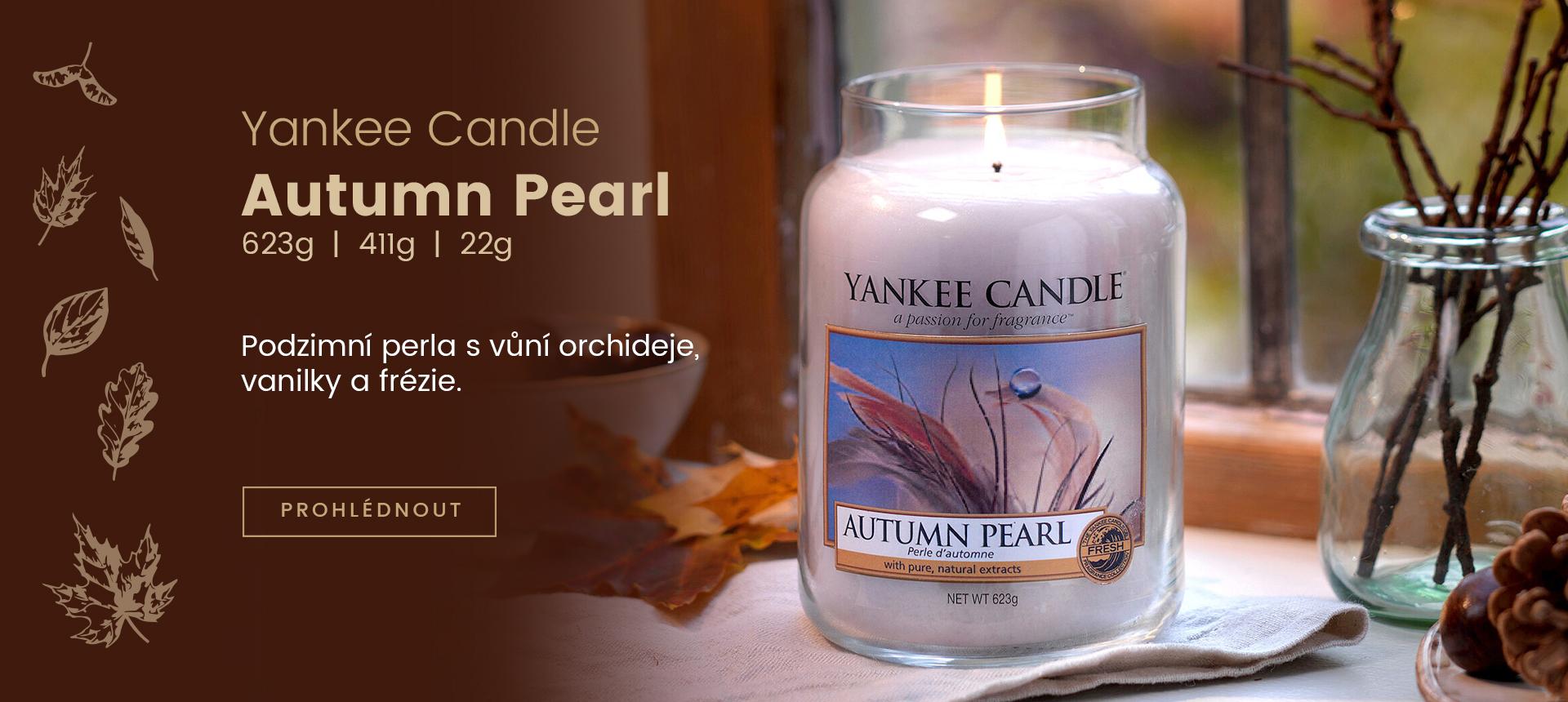 Yankee Candle Autumn Pearl