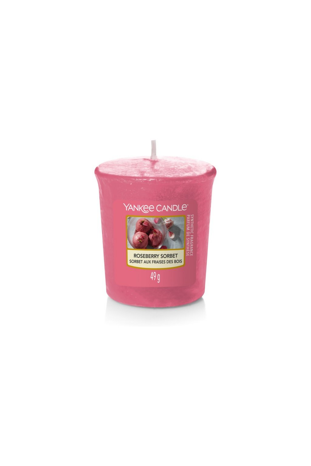 Yankee Candle Roseberry Sorbet 49g