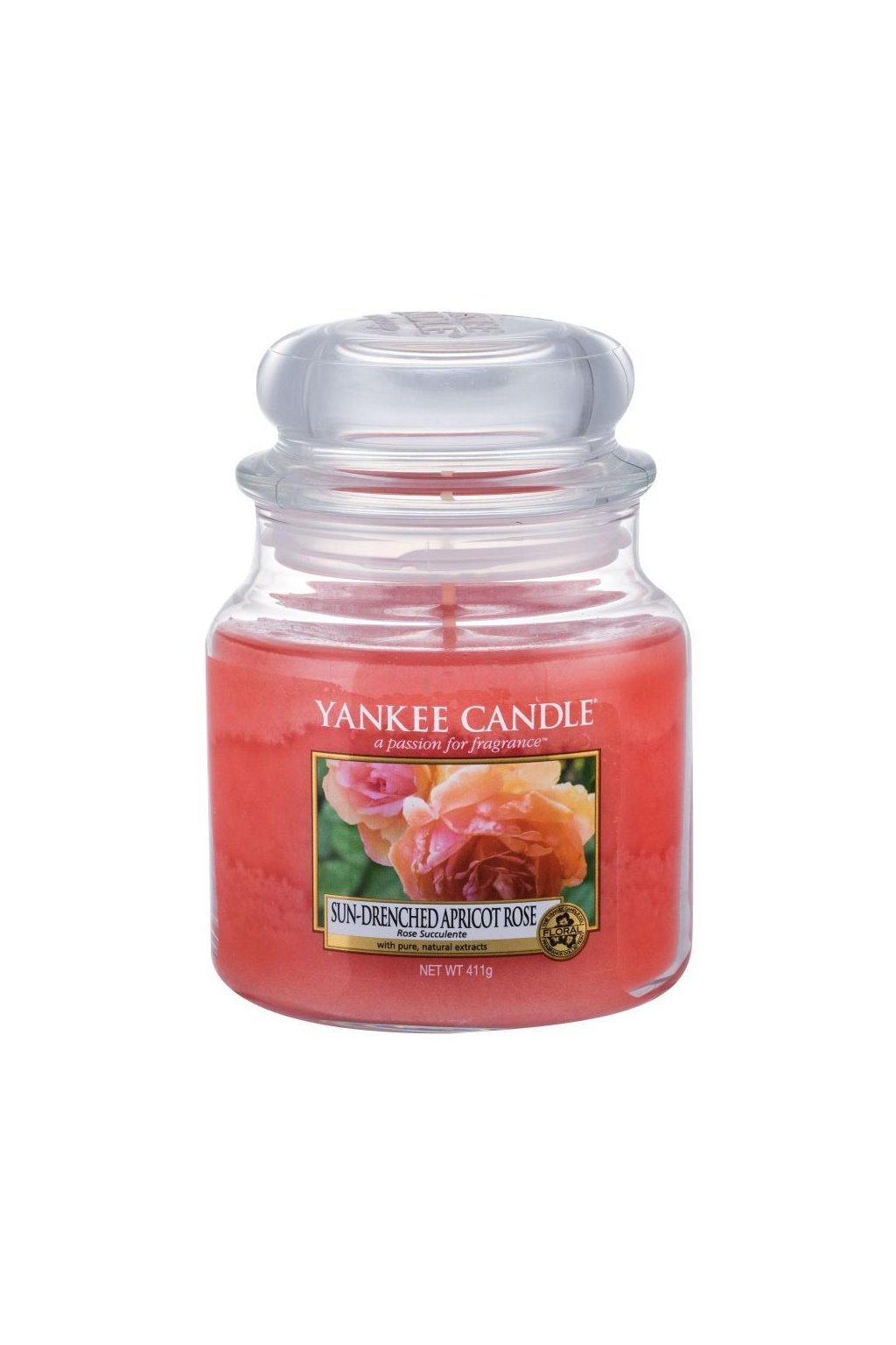 Sun Drenched Apricot Rose 411g