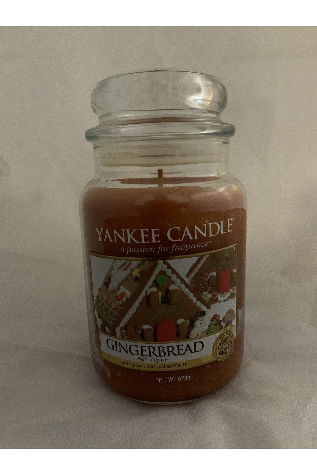 Yankee Candle Gingerbread 623g 2015  USA