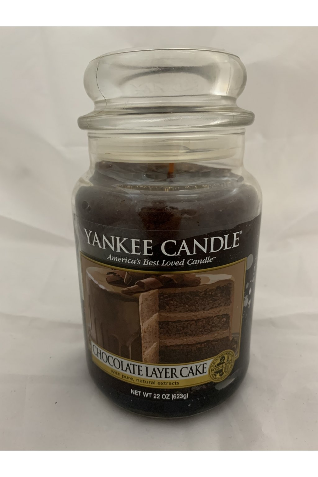 Yankee Candle Chocolate Layer Caker 623g 2016 USA
