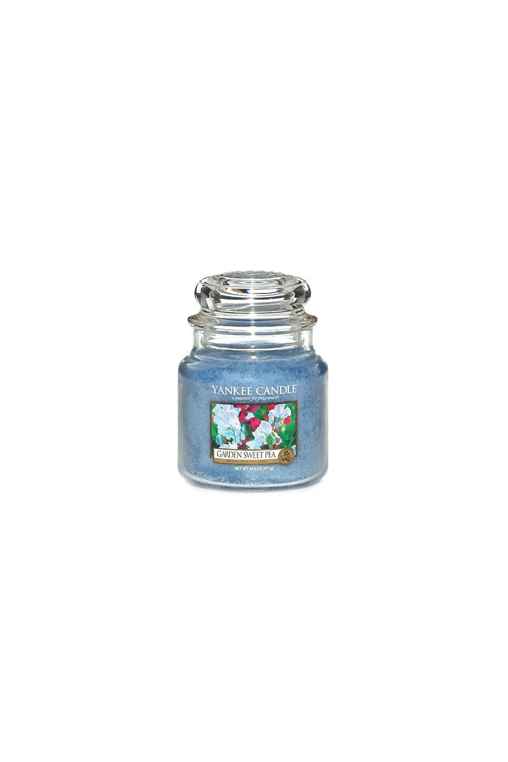 Yankee Candle Garden Sweet Pea 411g