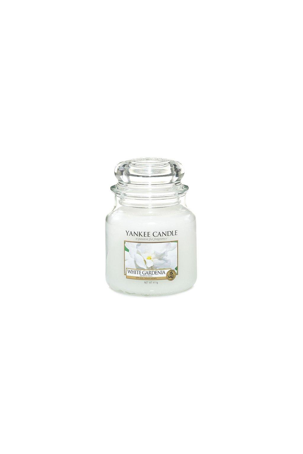 Yankee Candle White Gardenia 411g