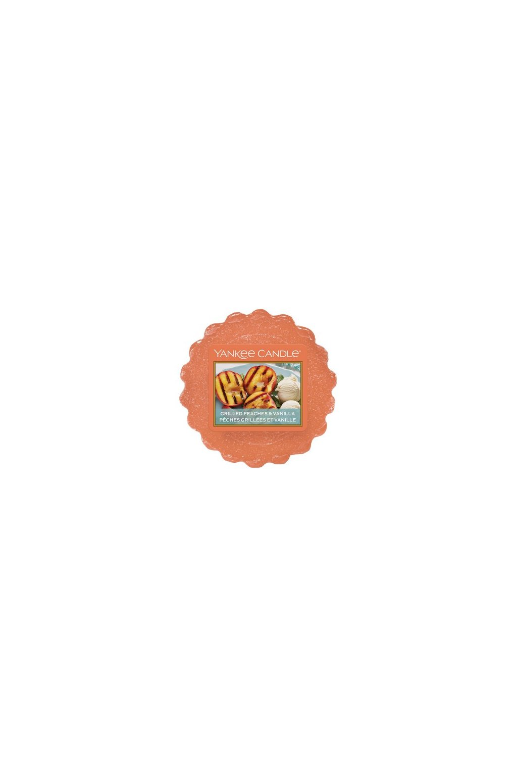 Yankee Candle Grilled Peaches & Vanila 22g