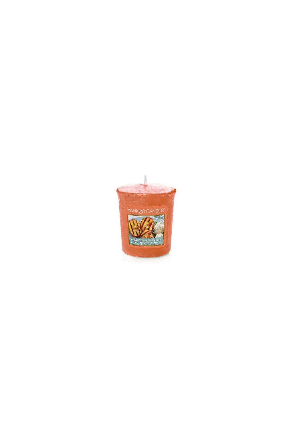 Yankee Candle Grilled Peaches & Vanila 49g