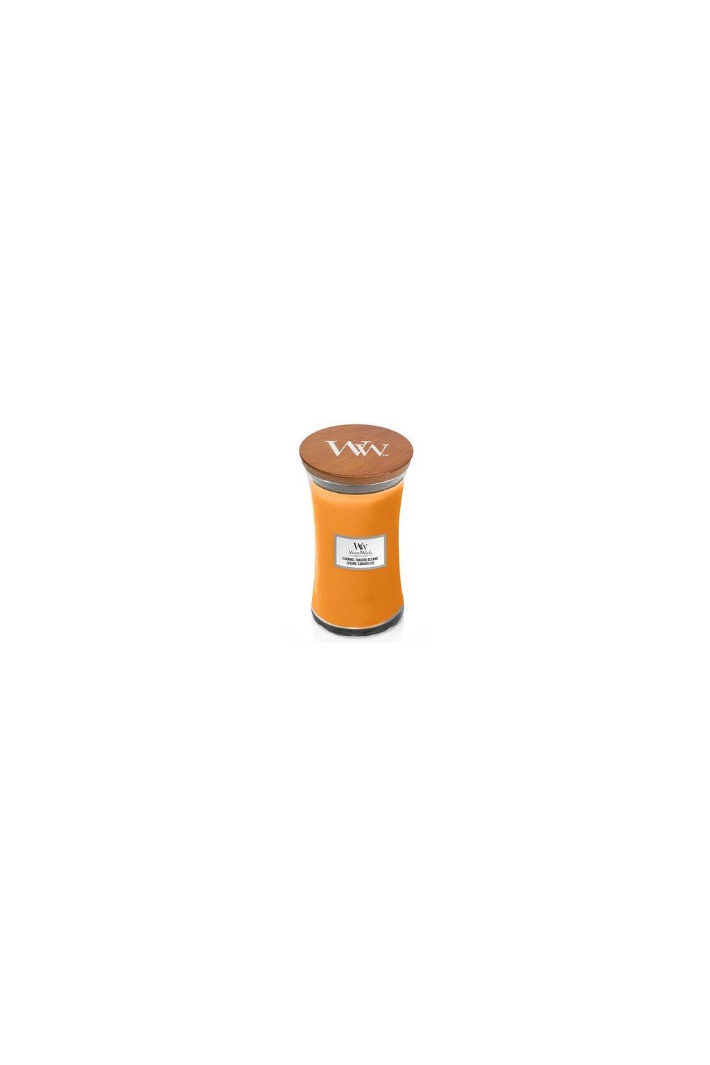 Woodwick Caramel Toasted Sesame 609g