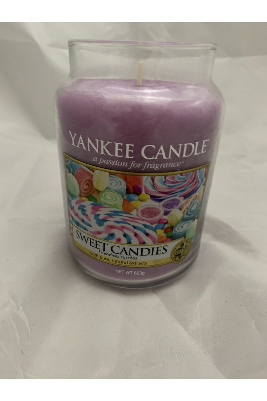 Yankee Candle Sweet Candies 623g 2017