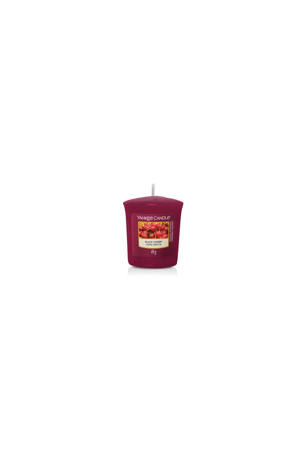 Yankee Candle Black Cherry 49g
