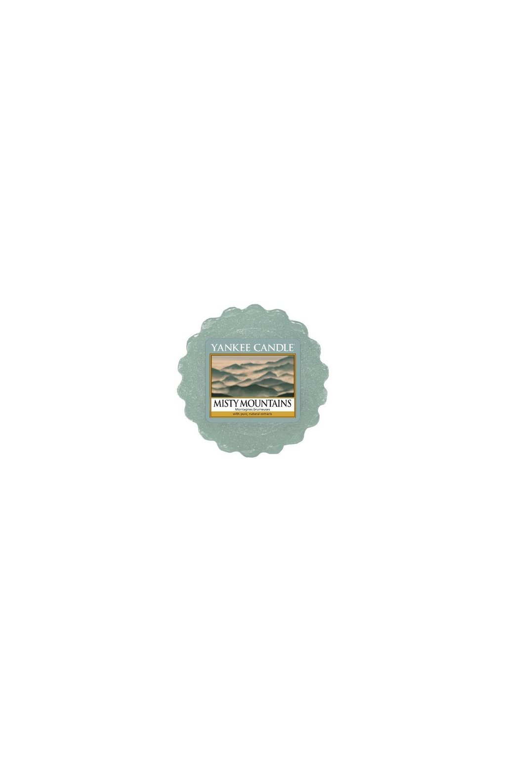 Yankee Candle Misty Mountains 22g