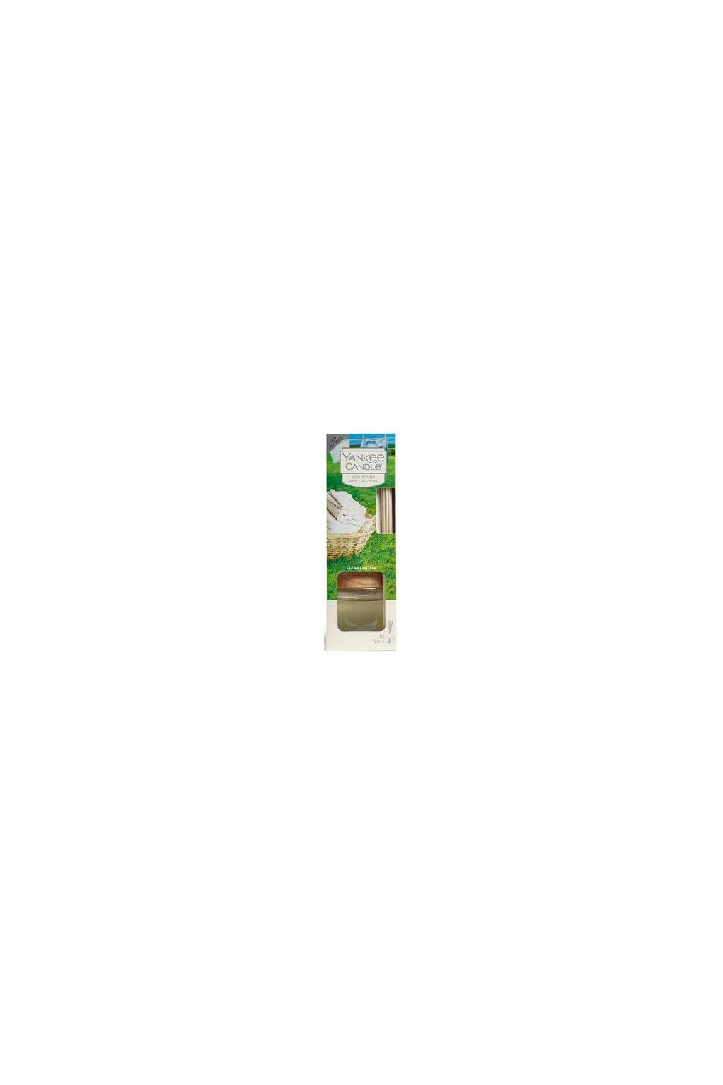 Aroma Difuzér Clean Cotton Yankee Candle