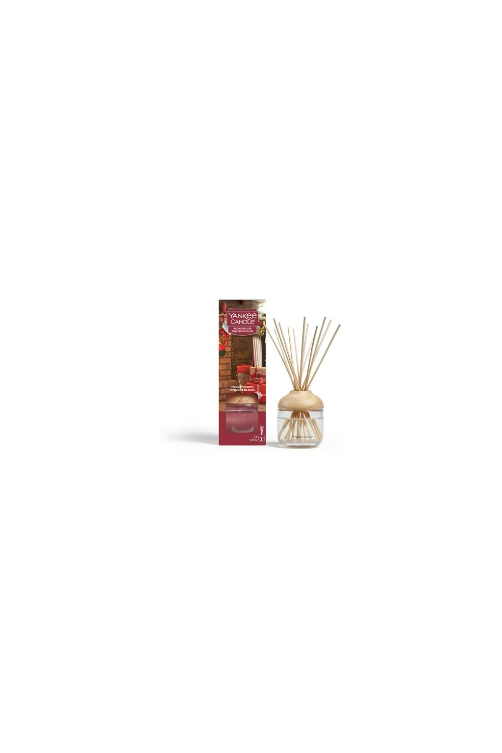 Aroma Difuzér Holiday Hearth Yankee Candle