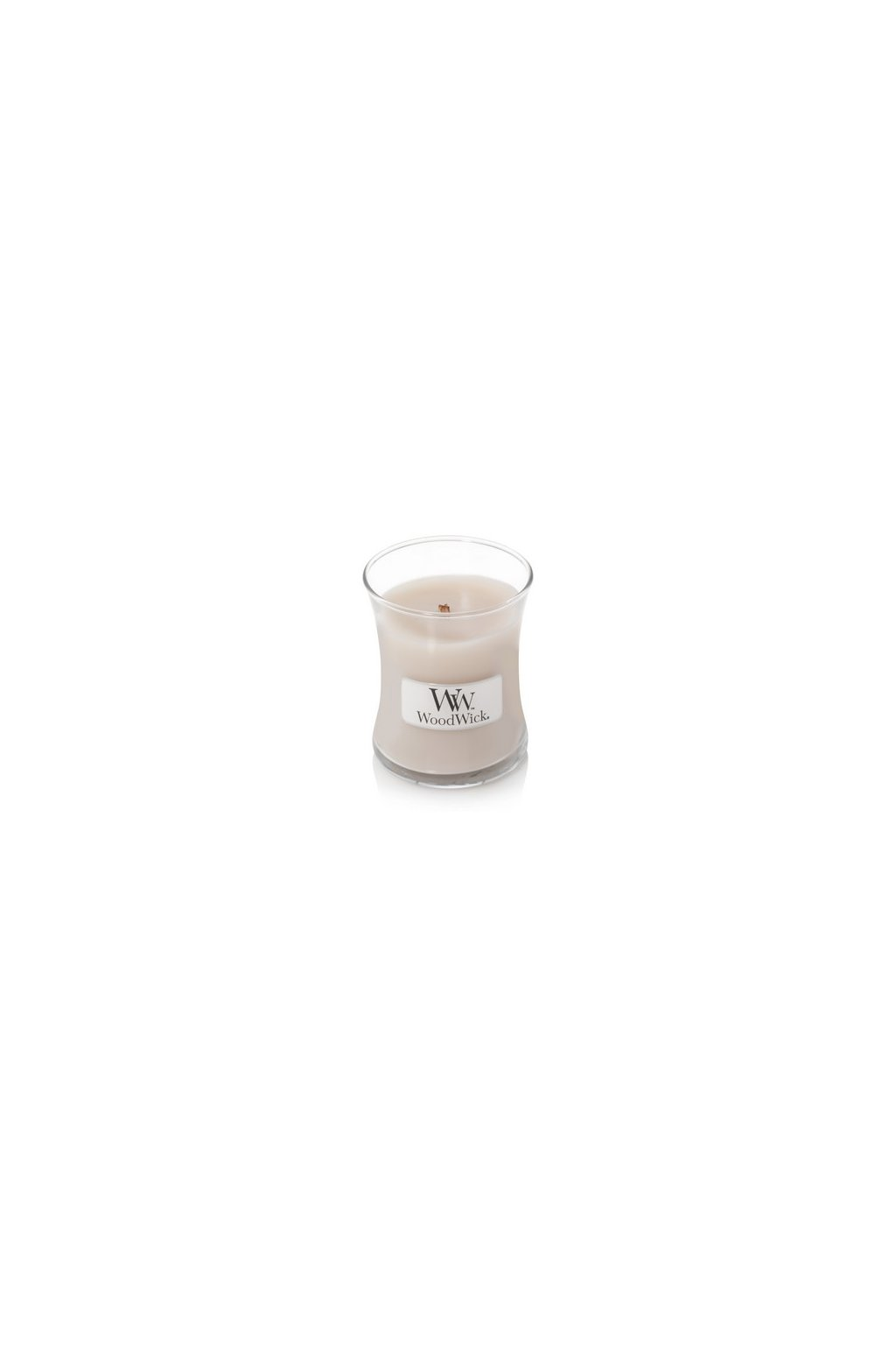 WoodWick Smoked Jasmine váza malá 85g