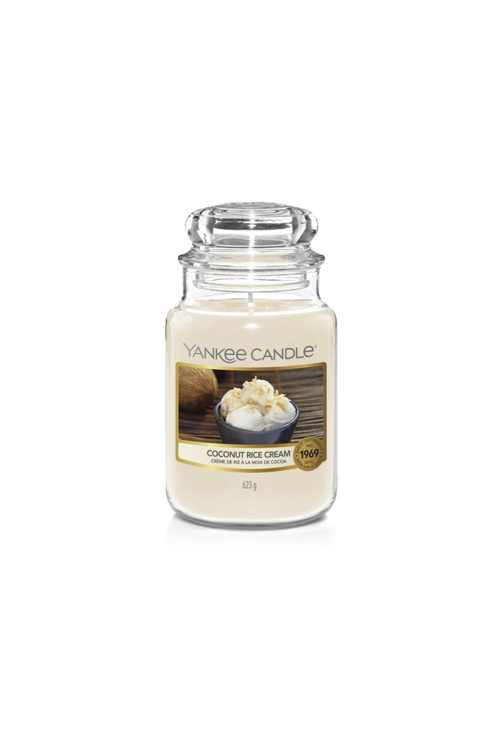 Yankee Candle Coconut Rice Cream 623g