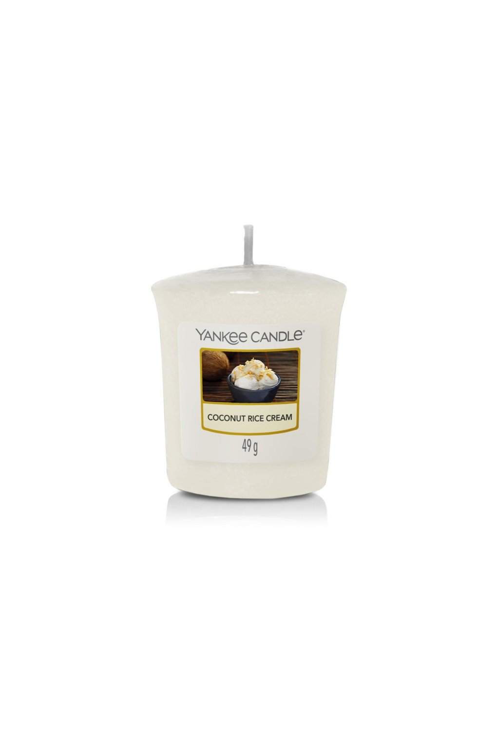 Yankee Candle Coconut Rice Cream 49g