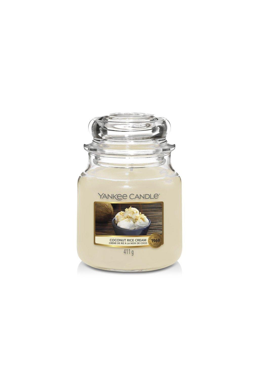 Yankee Candle Coconut Rice Cream 411g