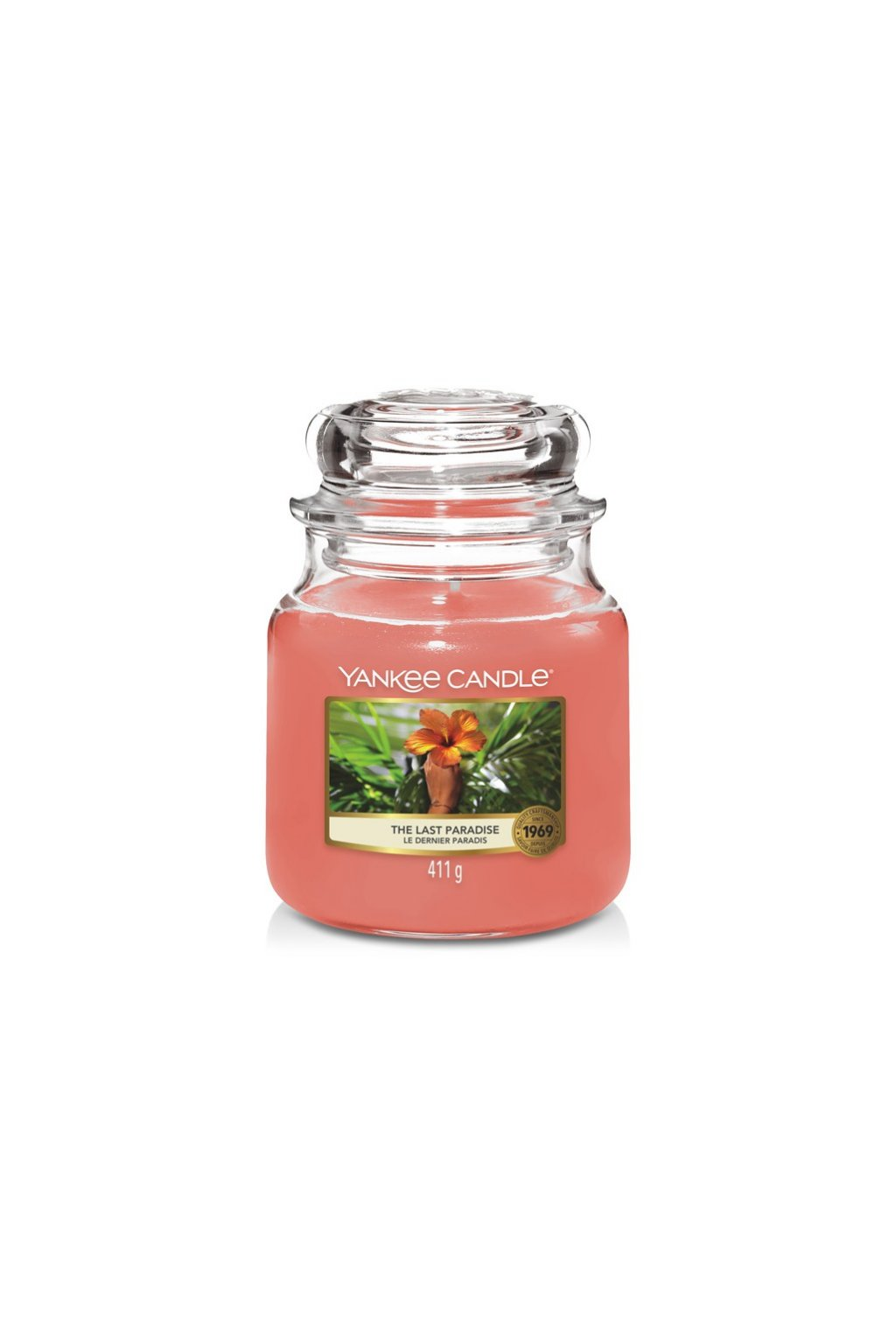 Yankee Candle The Last Paradise 411g