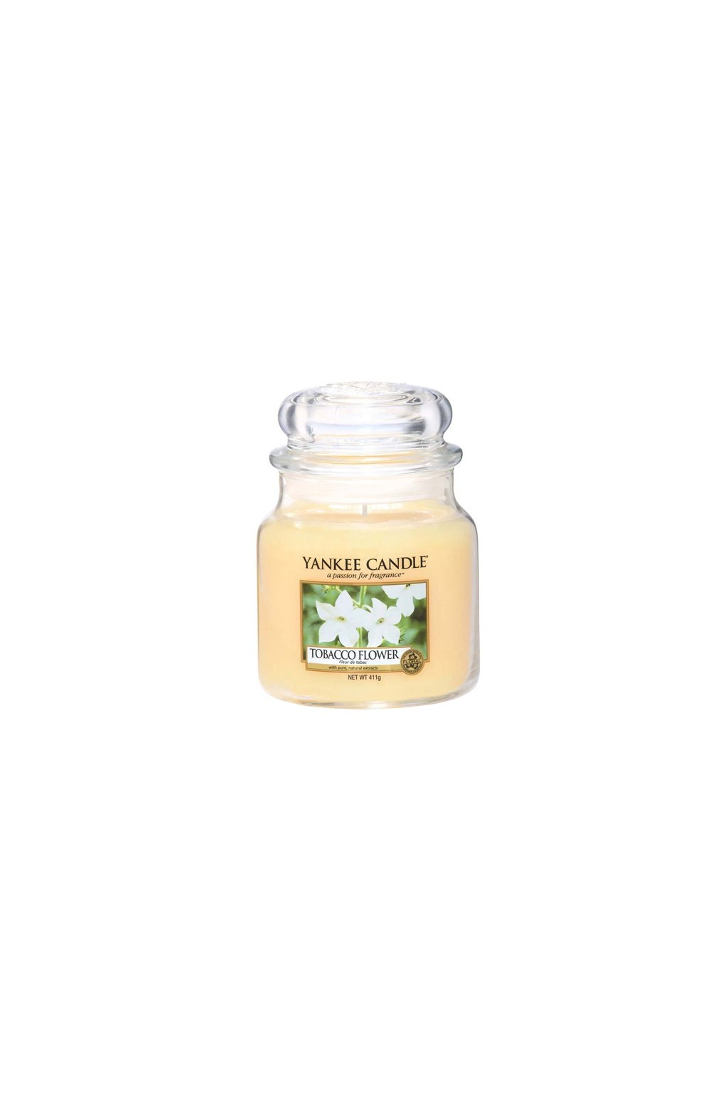 YANKEE CANDLE Tabacco Flower 411g