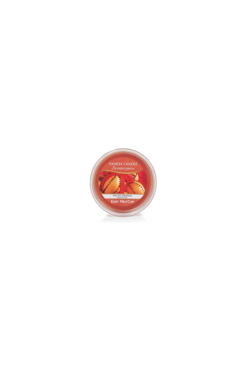 Yankee Canle Scenterpiece Meltcup Vosk Spiced Orange
