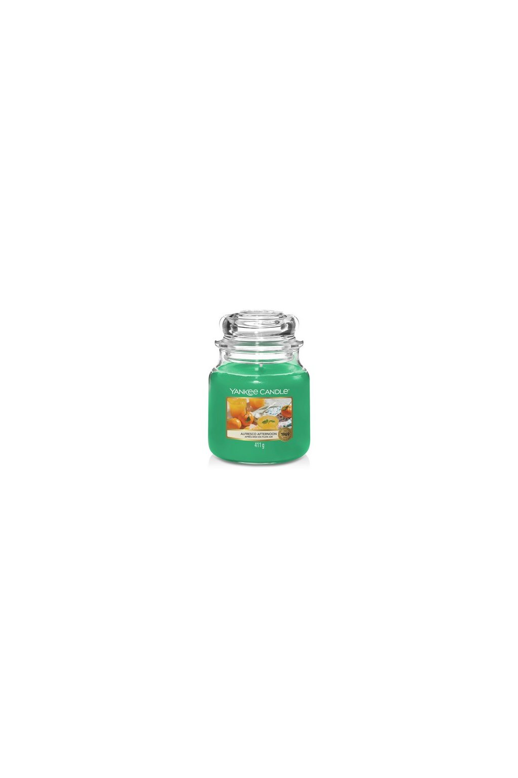 YANKEE CANDLE Alfresco Afternoon 411g