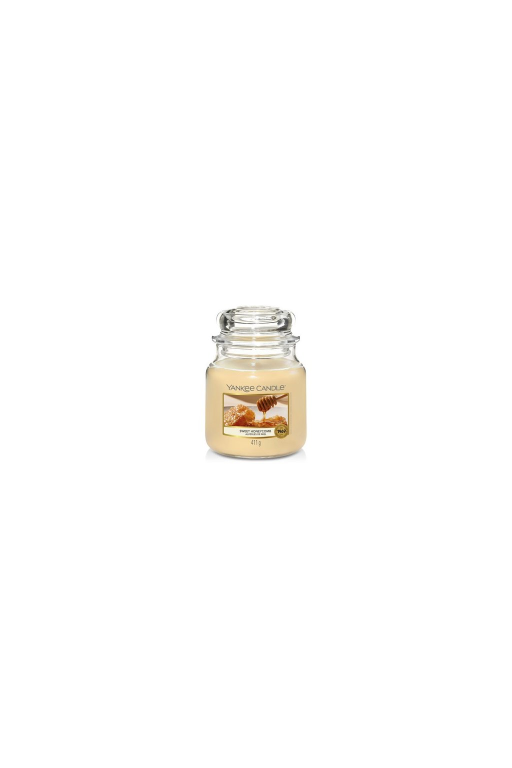 YANKEE CANDLE Sweet Honeycomb 411g