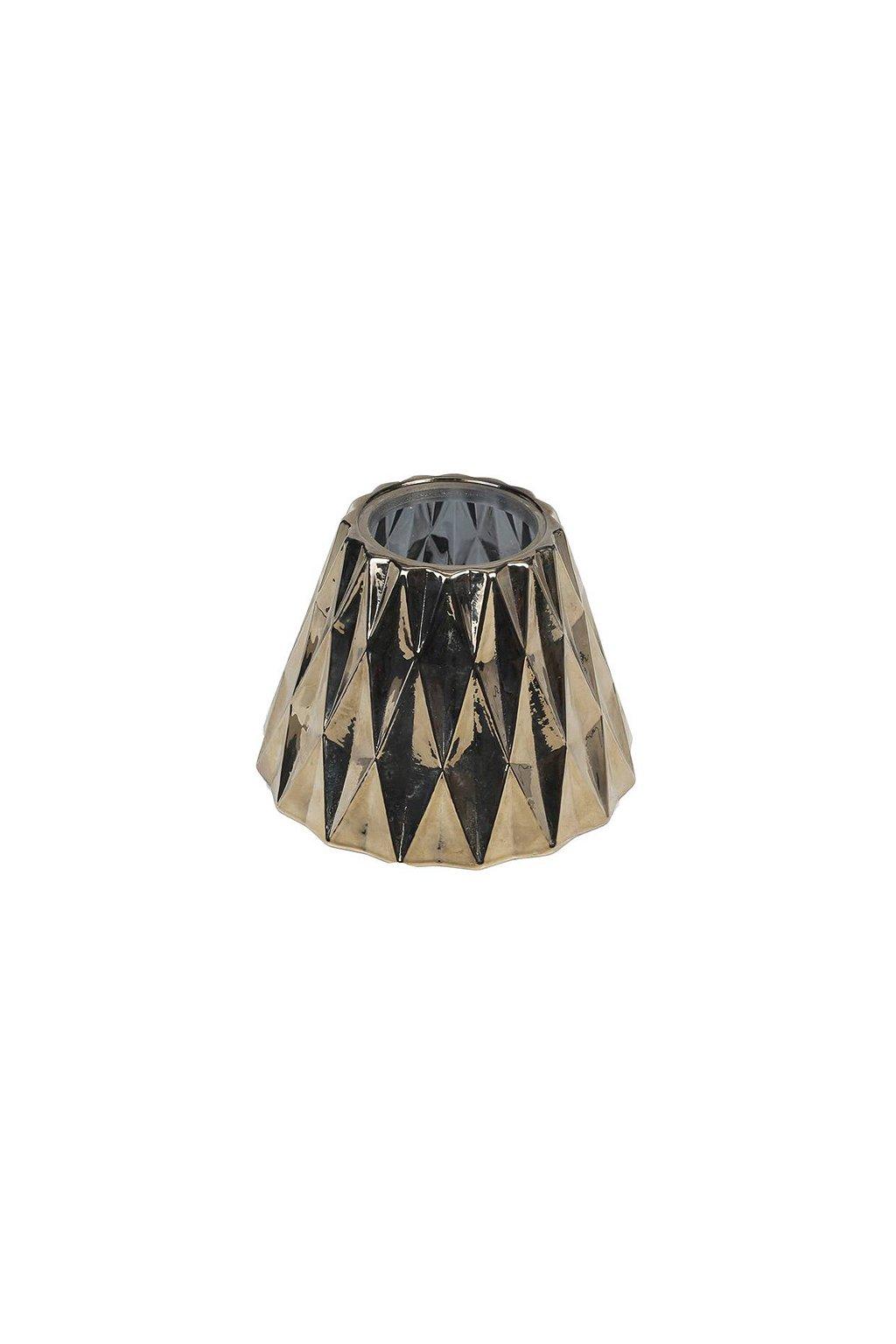 WoodWick Stínítko na svíčku zlaté