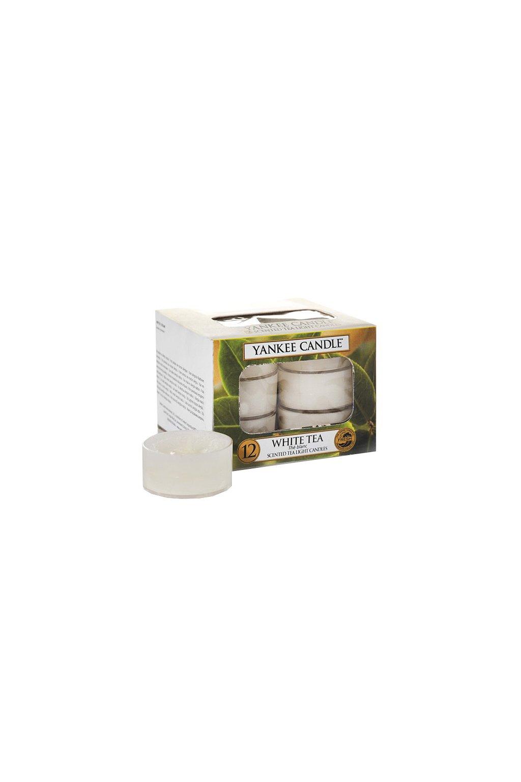 Yankee Candle White Tea Tea Light