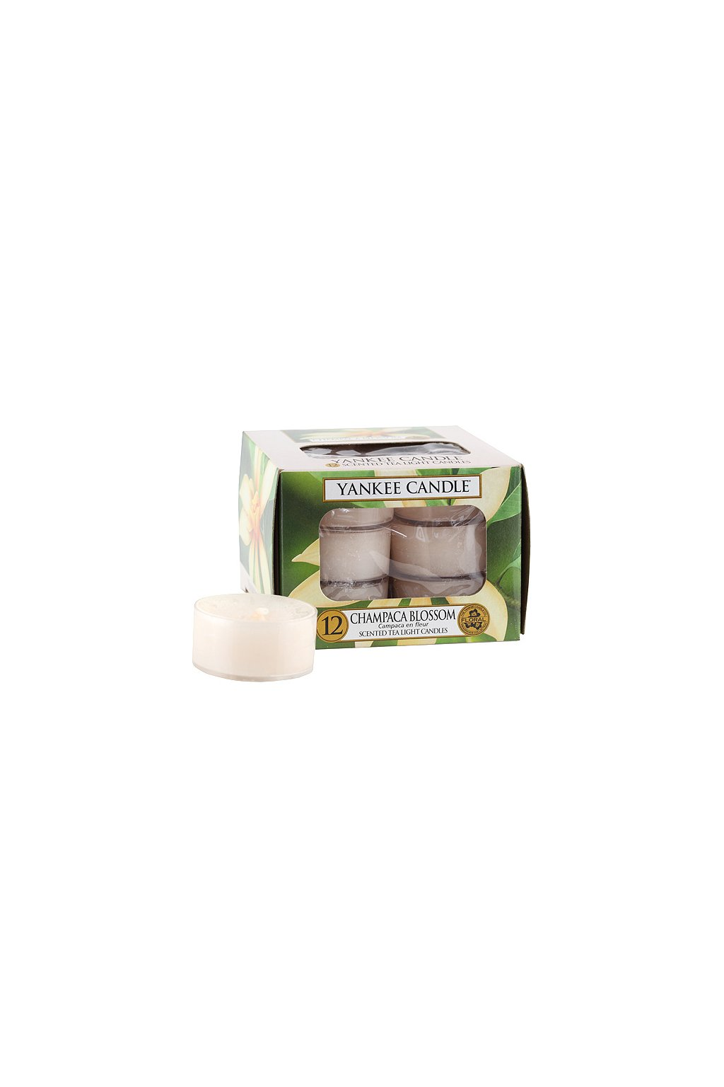 Yankee Candle Champaca Blossom Tea Light