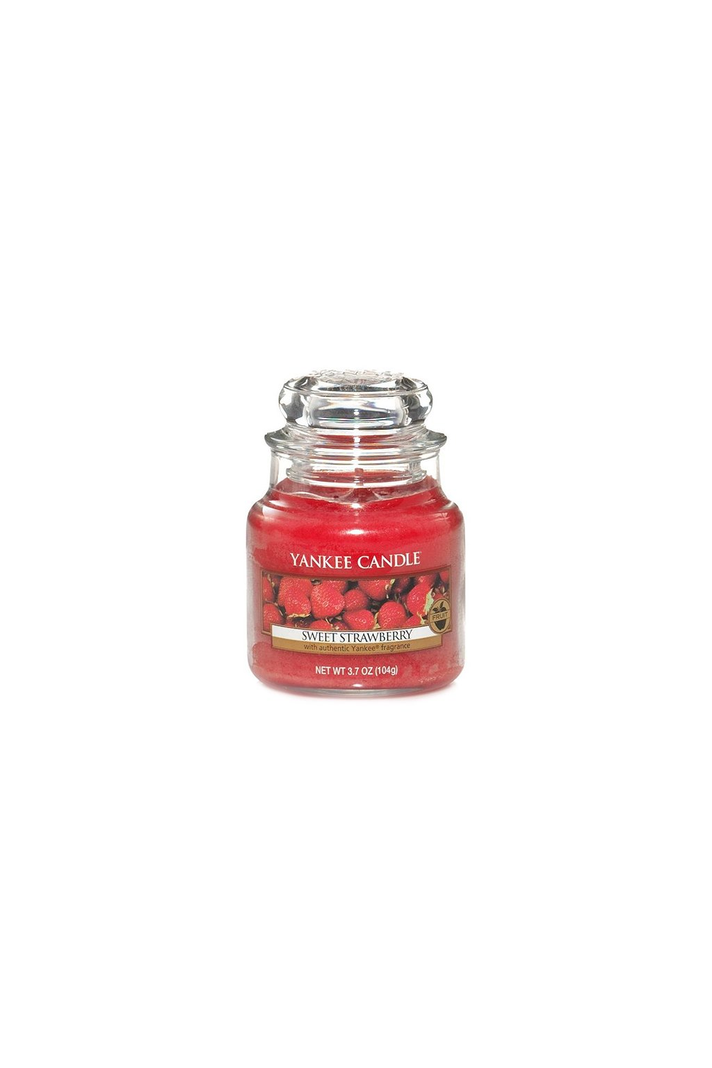 Yankee Candle Sweet Strawberry 104g