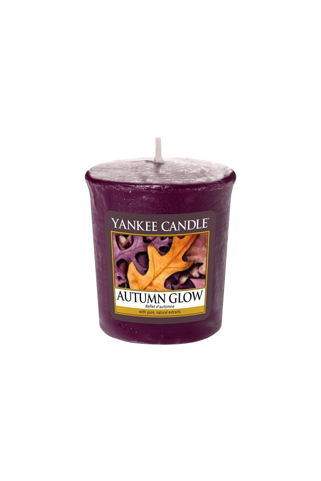 yankee candle fall in love autumn glow votive sampler candle 1556221e