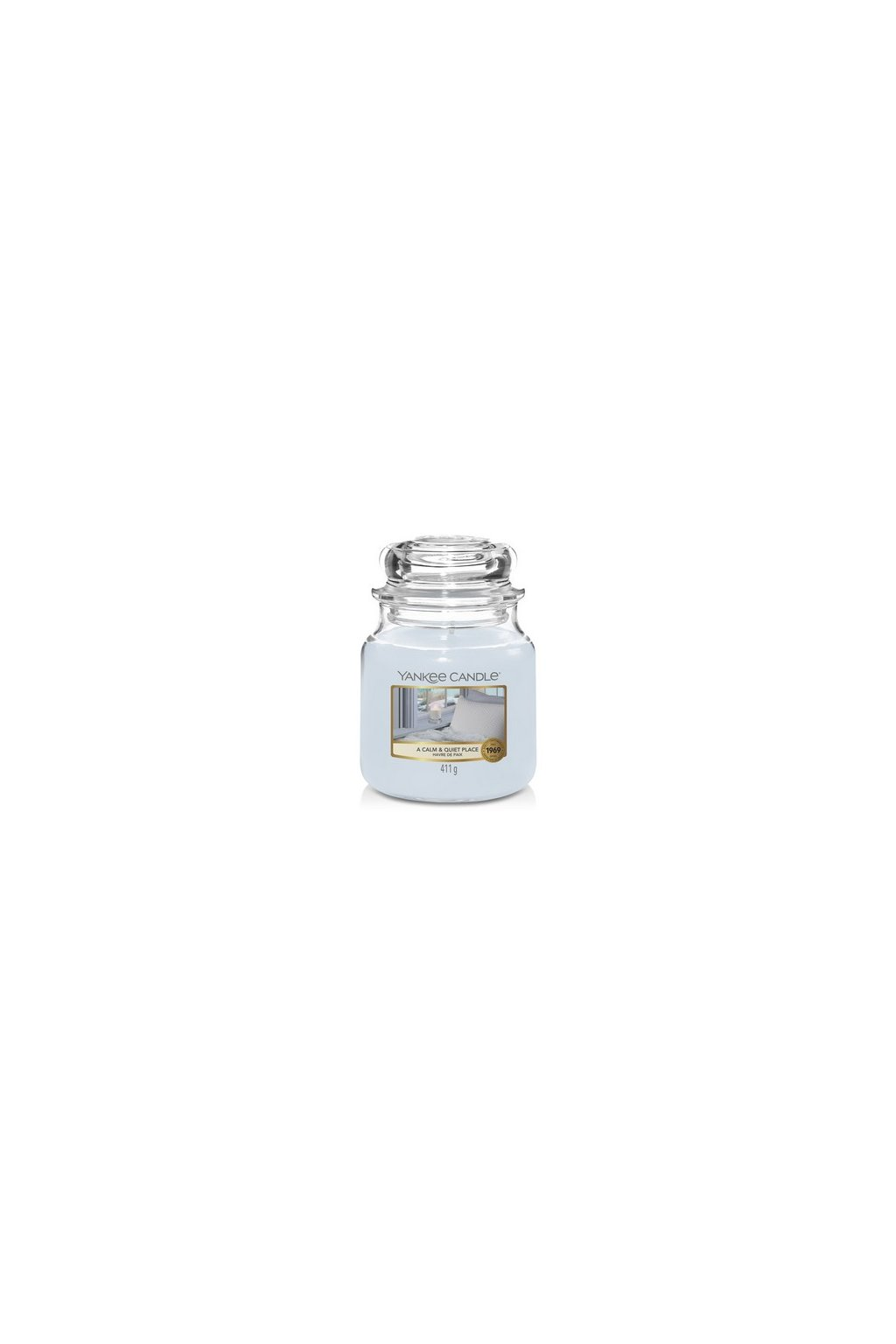 YANKEE CANDLE A CALM & QUIET PLACE 411g