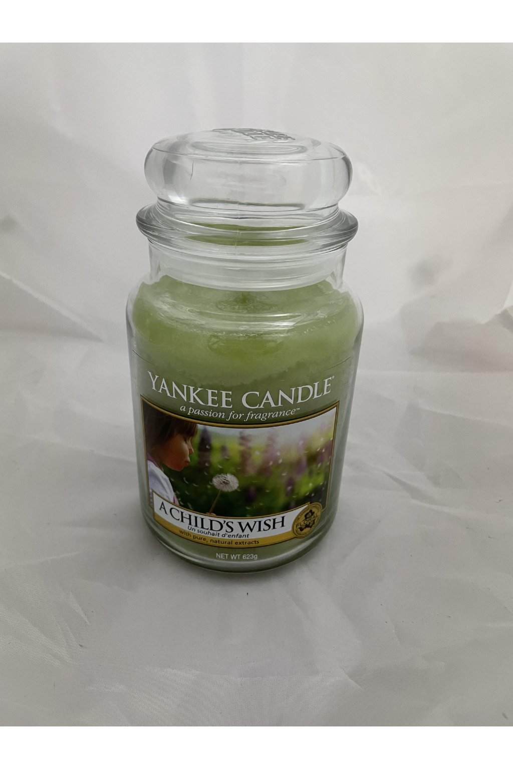 Yankee Candle A Child's Wish 623g 2012