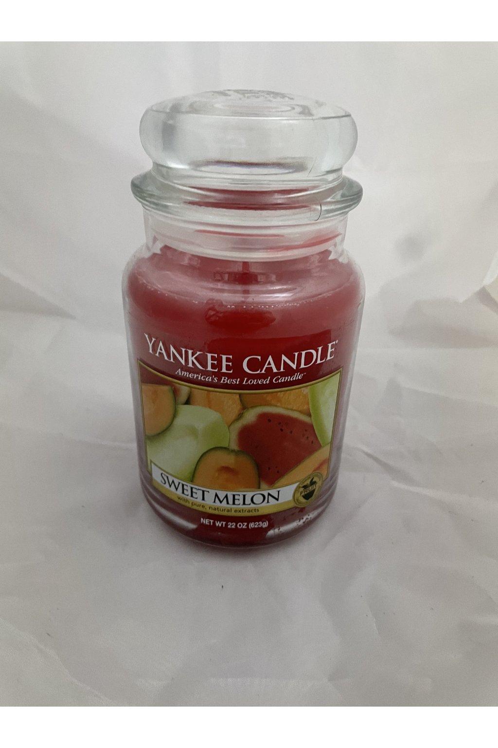 Yankee Candle Sweet Melon 623g 2014