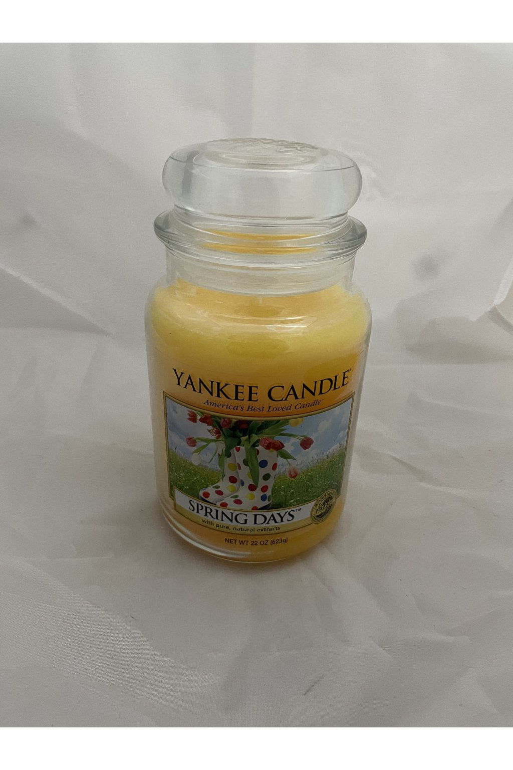 Yankee Candle Spring Days 623g 2017