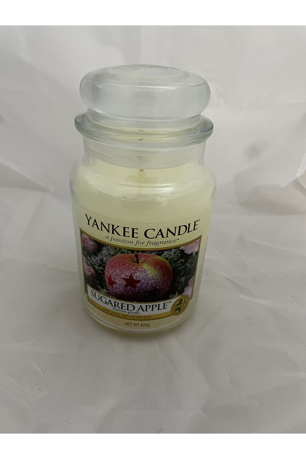 Yankee Candle Sugared Apple 623g 2013