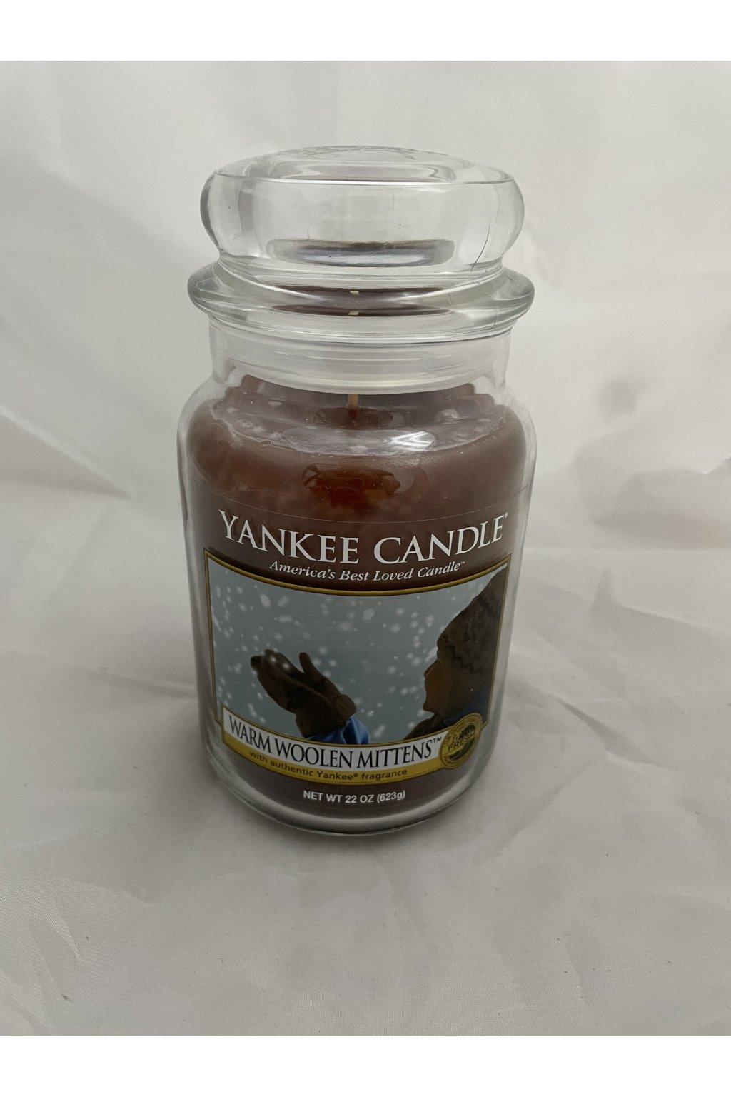 Yankee Candle Warm Woolen Mittens 623g 2015