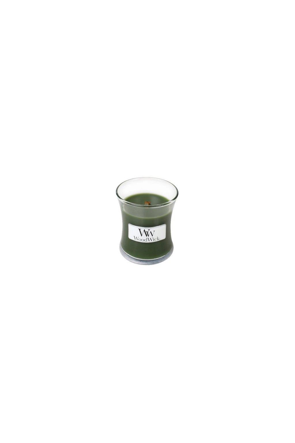 Woodwick Frasier Fir váza malá 85g
