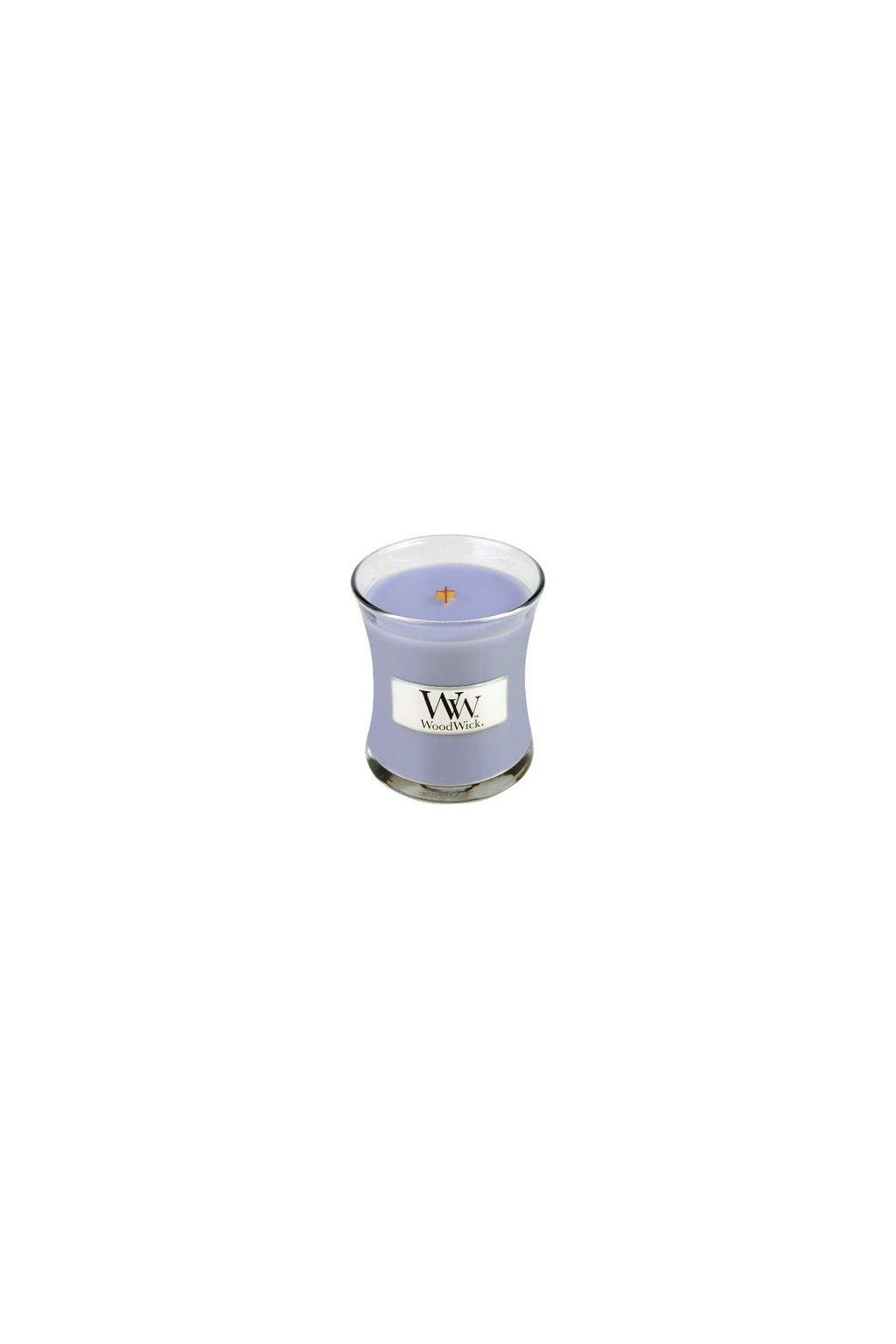 Woodwick Lavender Spa váza malá 85g